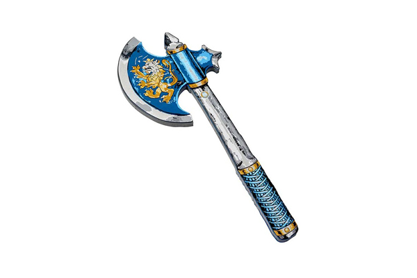 10300-blue-knight-battle-axe