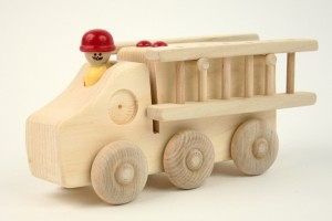 Toy Factory Wooden Cars & Trucks