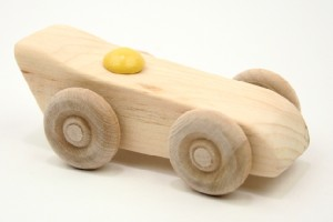 Toy Factory Little Wooden Cars & Trucks