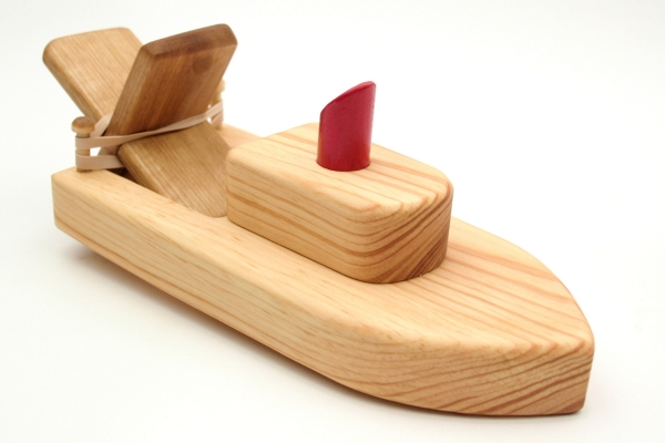 Paddle Boat - The Toy Factory