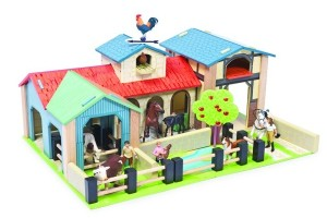 Farmyard Play Sets & Riding Schools