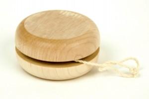 Wooden Yo Yo 1