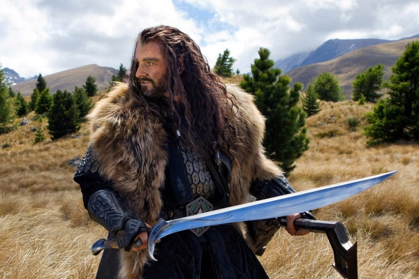 Lord Of The Rings Quot Orchrist Quot Thorin Oakenshield S Sword