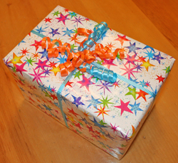 Free Gift Wrapping Available on Request