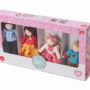 Doll Family P051 by Le Toy Van - New Version - Box