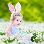 333 LITTLE GIRL WITH BUNNY EARS