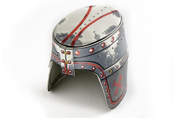 150 Lion Touch Maltese Knight Helmet