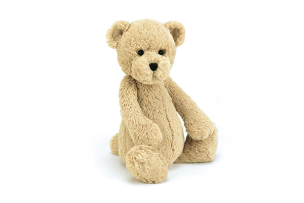 Jellycat Medium Bashful Honey Bear