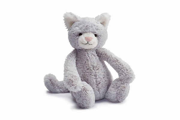 Jellycat Small Bashful Kitten