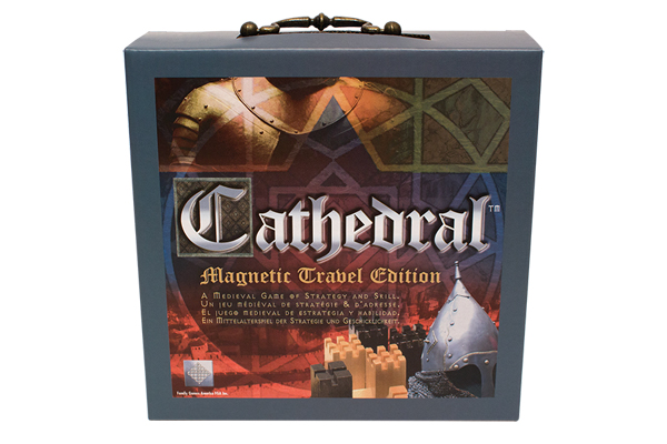 Cathedral Travel Game in Box