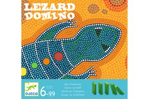 Lizard Dominoes DJ08437