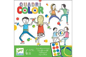 Quadri-Color DJ08447