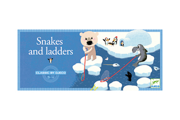 Snakes And Ladders DJ05208b