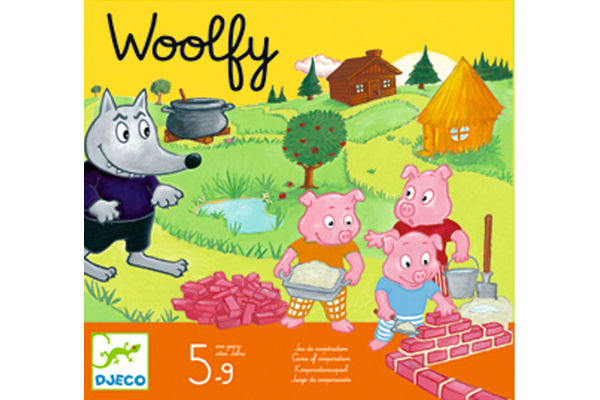 Woolfy DJ08427