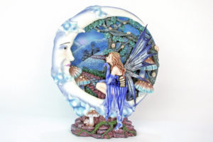 CRESCENT MOON PLATE