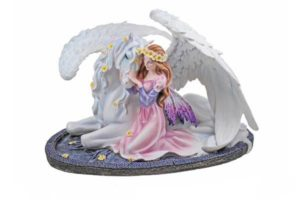 FAIRY WITH PEGASUS
