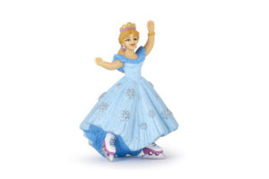 Princess with Ice Skates by Papo Toys