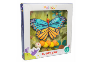 CATERPILLAR TO BUTTERFLY TOY