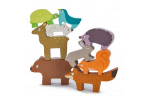 Petitlou Forest Stacker by Le Toy Van