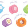 SENSORY SHAPES BLOCKS - WHAT THEY DO