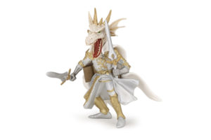 White Dragon Man