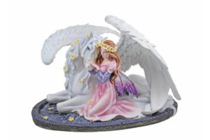 Pink Fairy with Pegasus