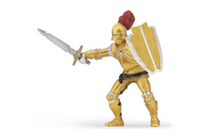 Knight in Gold Armour by Papo Toys