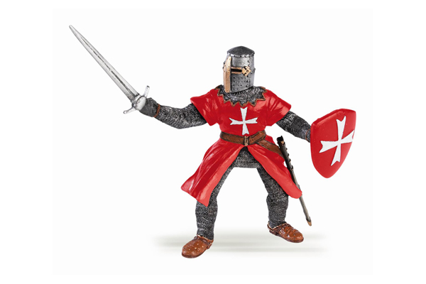 Maltese Knight with Sword by Papo Toys