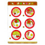 Breakfast Play Set - Menu Card - by Goki of Germany