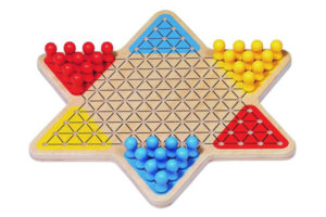 CHINESE CHECKERS by GOKI