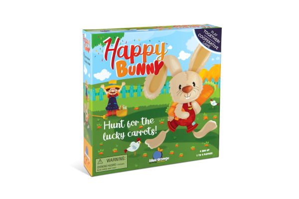 Happy Bunny Cooperation Game