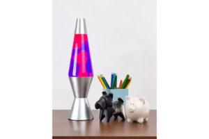 "14.5"" Lava Lamp - Pink & Purple"