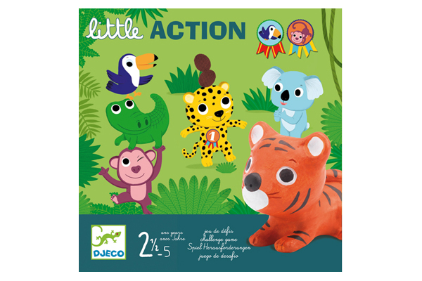 LITTLE ACTION GAME