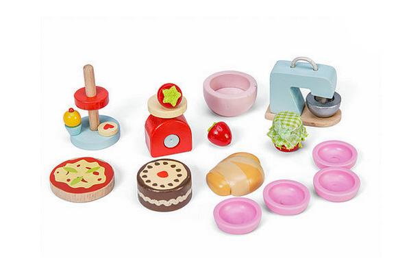 Make & Bake Play Set