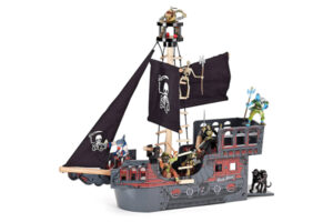 Fantasy Pirate Ship by PAPO Toys