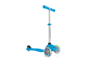 GLOBBER PRIMO PLUS SCOOTER with Light-Up Wheels