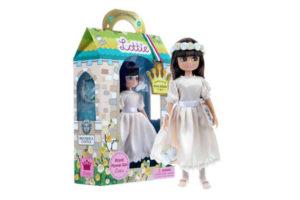 Royal Flower Girl Lottie Doll