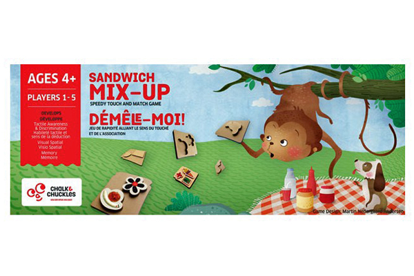 SANDWICH MIX-UP