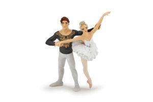 Ballerina and her Partner