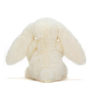 Bashful Cream Bunny - Medium - Back View