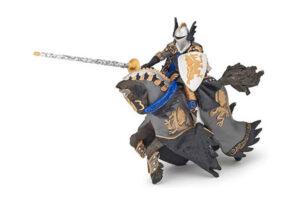 Black Dragon Prince & War Horse