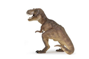 Brown T-Rex by Papo Toys