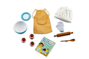 LOTTIE - CAKE BAKE SET