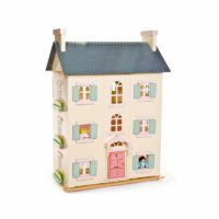 CHERRY TREE HALL - DELUXE DOLLHOUSE BY LE TOY VAN