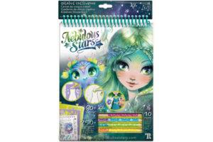 NEBULOUS STARS Creative Sketchbook - Marinia