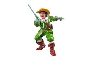 D'Artagnan by PAPO Toys