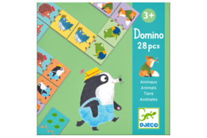 DJECO ANIMAL DOMINOES