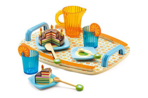 DJECO GABY'S PARTY DISHES PLAY SET