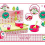 DJECO PASTEL COOKER PLAY SET - BOX
