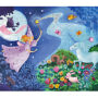Fairy Silhouette Puzzle by DJECO Toys